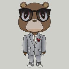 808s & Heartbreak Dropout Bear