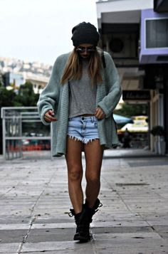 because im addicted because im addicted » Weekend Outfit Inspiration: Good Old Denim Cut Offs
