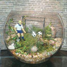 Terrarium, Aquarium, Home Decor, The Creation, Terrariums, Goldfish Bowl, Decoration Home, Room Decor, Aquarium Fish Tank