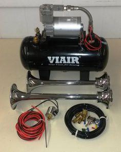 Dual Truck tone air horn kit