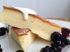 Post: Tarta de queso japonesa (solo tres ingredientes) --> #Japanese Cotton #Cheesecake #recipes