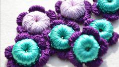 """Aprende a tejer este básico del crochet irlandés. Visita mi sitio https://crochetetlace.com Música: """"Stoic Morning"""" Kevin MacLeod (inc..."""