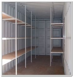 Shipping Container For Storage Building Google Search