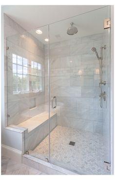 Bad Inspiration, Bathroom Inspiration, Bathroom Ideas, Bathroom Organization, Budget Bathroom, Bathroom Storage, Bathroom Layout, Bath Ideas, Bathroom Tile Colors