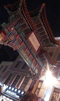 China toen in london
