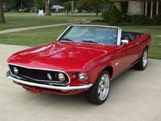 Ford Mustang 1969 Convertible Maintenance/restoration of old/vintage vehicles: the material for new cogs/casters/gears/pads could be cast polyamide which I (Cast polyamide) can produce. My contact: tatjana.alic@windowslive.com