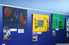 zoeken naar expositiemogelijkheden voor grote, kleine, professionele of goede amateurkunstenaars