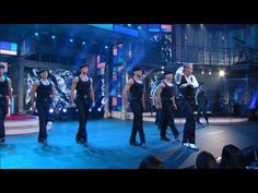 "Michael Flatley and dancers from ""Lord Of The Dance: Dangerous Games"" tap the roof off of the Ed Sullivan Theater. Subscribe To ""The Late Show"" Channel HERE:..."