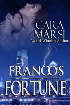 New cover for Franco's Fortune