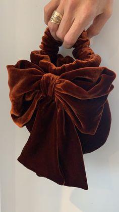 Haute Couture Bags, Fashion Handbags, Fashion Bags, Potli Bags, Denim Tote Bags, Diy Handbag, Cute Polymer Clay, Budget Fashion, Fabric Bags