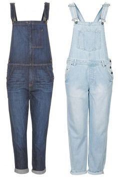 Must-have overalls for spring. See them all here.