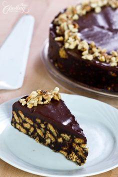 Chocolate Biscuit Recipe, No Bake Chocolate Cake, Chocolate Biscuits, Chocolate Recipes, Baking Chocolate, Chocolate Syrup, Chocolate Cupcakes, Chocolate Cream, Baking Recipes