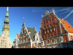 Calles de Riga-Letonia-Producciones Vicari.(Juan Franco Lazzarini)