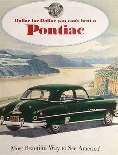 Pontiac, 1951