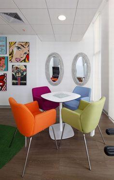 L'Oréal office by 3g office, Lima – Peru » Retail Design Blog