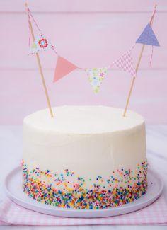 Baby Food Design Simple Super Ideas – Sweet World Ideas Pretty Cakes, Beautiful Cakes, Amazing Cakes, Cake Decorating For Kids, Birthday Cake Decorating, Food Design, Gateau Baby Shower, Fiesta Cake, Confetti Cake
