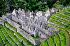Inca Ruins by Emily Baillie on 500px.com. Pinned from http://500px.com/photo/4063575 on Feb 26, 2013. #peru #inca #andes
