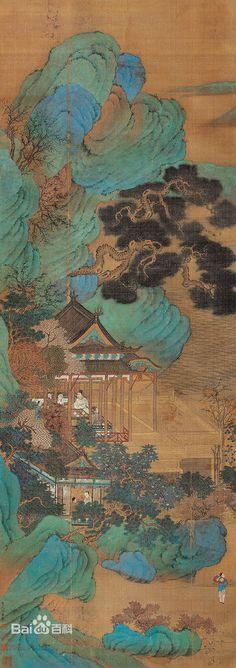 Qiu Ying(仇英)