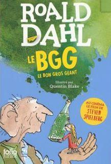 Le BGG / Le Bon Gros géant de Roald Dahl
