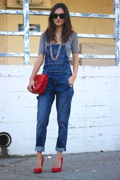 Awesome 133 Best Spring Outfits with Overalls from https://www.fashionetter.com/2017/07/19/133-best-spring-outfits-overalls/