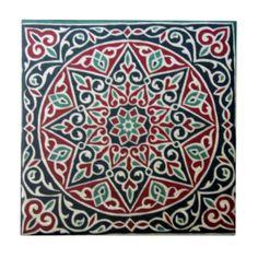 islamic art patterns 10 ceramic tiles