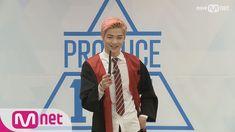 PRODUCE 101 season2 MMOㅣ강다니엘ㅣ마법같은 소년 @자기소개_1분 PR 161212 EP.0