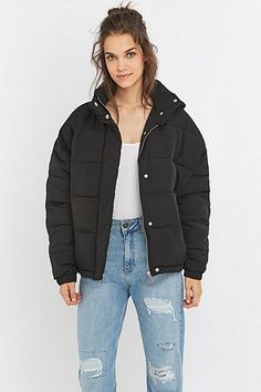 Light Before Dark Cropped Puffer Jacket - Urban Outfitters http://www.uksportsoutdoors.com/product/hilly-lite-womens-socks-whitepink/