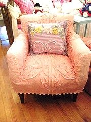 Designs for Daley Living: Chenille Loving with Sister G
