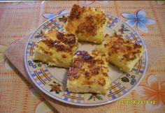 Vaníliapudingos-túrós süti