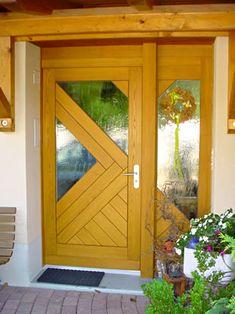 Eingangstüren holz glas  Fa bejárati ajtó | Ajtók | Pinterest