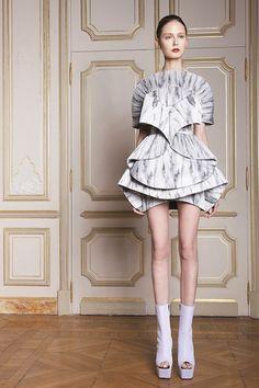 Ilja Visser Spring 2014 Couture