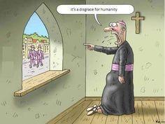 Catholic hypocrites