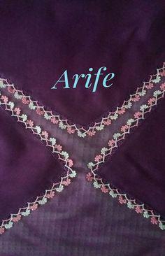 Crochet Bobble, Gato Crochet, Crochet Lace, Crochet Edging Patterns, Crochet Borders, Crochet Designs, Diy Crafts Knitting, Saree Kuchu Designs, Bag Pins