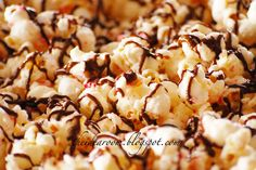 White Chocolate Peppermint Popcorn -  MichaelsMakers The Idea Room