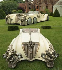 Captain Nemo's car from the league of extraordinary gentlemen