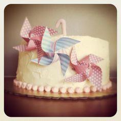 Pinwheel cake