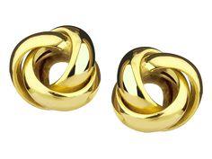 Złote kolczyki - AP120-7781