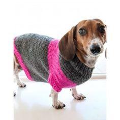 Kitterly Puppy Pullover Pattern