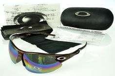 Oakley Asian Fit Sunglasses RADAR PATH Brown Frame Black Iridium 73468758d7