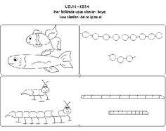 43 En Iyi Uzun Kısa Kavramı Görüntüsü Preschool Kindergarten