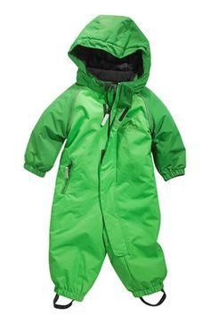 Fede Name it Flyverdragt Wind mini Grøn Name it Overtøj til Børn & teenager i lækker kvalitet