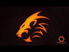 Head Lion Logo Design Tutorial / How to Design Animal Logo in Adobe illustrator CC / ESport Logo - YouTube