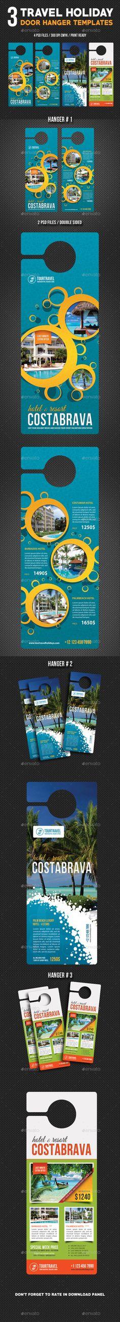 Corporate Door Hangers V  Hanger Door Hanger Template And Doors