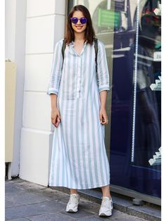 Summer dairies for travel outfit capsule outfits Indian Fashion Dresses, Muslim Fashion, Modest Fashion, Abaya Fashion, Fashion Outfits, Stylish Dresses, Simple Dresses, Casual Dresses, Kurta Designs Women