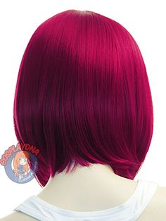 These are all cosplay straight wigs, which is very cheap and made of human hair wigs.