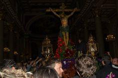 Procesión del Silencio. 2014. Santísimo Cristo de la Buena Muerte. Alcantarilla. Murcia.  www.cristobuenamuerte.es