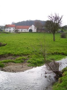 Old farm house, Beutenaken, the Netherlands