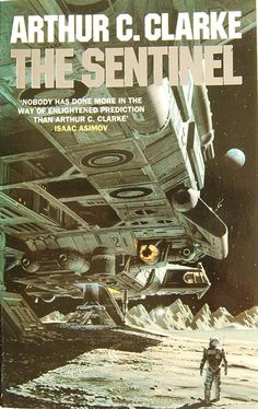 The Sentinel by Arthur C. Clarke (Grafton:1991). The first draft of 2001: A Space Odyssey