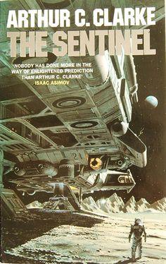 The Sentinel by Arthur C. Clarke (Grafton:1991)