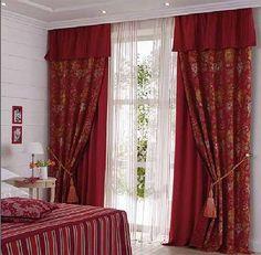 Мы расскажем, как правильно выбрать тюль и оттенок занавесок на окнах у вашей кровати. Вы узнаете, шторы какого цвета в спальне навеют вам самые сладкие сны.